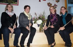 Flötissimo sortge mit passenden Stücken für die musikalische Umrahmung