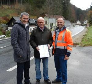 Planungen für den Abschnitt Weissenbach