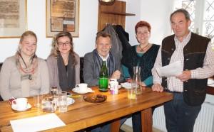 Touritreffen im Amonhaus - danke für euren Besuch