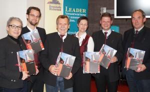 """Die Lunzer Delegierten mit den """"Eisenstraßlern"""" - Danke für die ausgezeichnete Unterstützung!"""