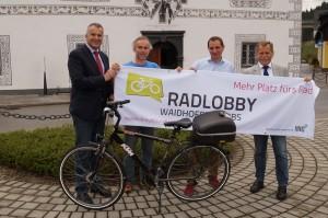 Vertreter der Radlobby brachten einige gute Ideen für das Projekt ein. Sie unterstützen besonders die Alltagsradler. Danke für eure Anregungen!