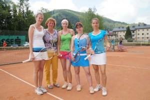 Herzliche Gratulation unseren erfolgreichen Tennisdamen!