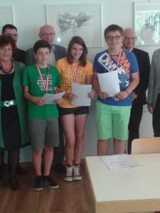 """Herzliche Gratulation zur """"Silbernen""""!"""