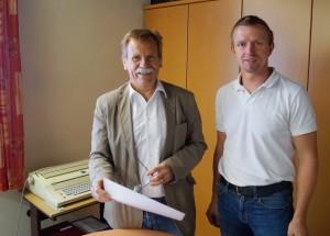 Ing. Robert Blamauer - Seit einiger Zeit unser Sachverständiger in Bauangelegneheiten .. danke für die gute Zusammenarbeit.