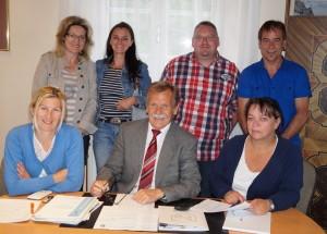 """""""Eure Gemeinde fördert die Musikschüler am besten"""", meinte Musikschulleiter Toni Sauprügl bei der Sitzung des Schulausschusses - das werden wir auch weiterhin so halten!"""