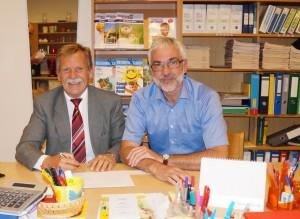 Herzlichen Dank unserem Obmann Dir. Franz Winter und den KollegInnen im Dienstellenausschuss für die gute Zusammenarbeit!