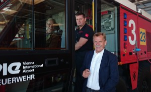 Für Bgm. Fanz Heigl aus Göstling war es der letzte Bürgermeisterausflug - lieber Franz, danke dur die gute nachbarschaftliche Zusammenarbeit und alles Gute für den ruhestand!