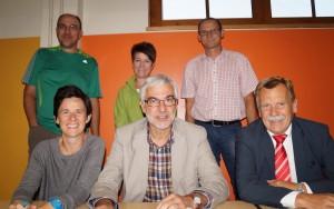 DA Sitzung in Scheibbs