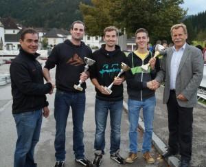 Daurer Racing Team gewann nach spannendem Finallauf - Herzliche Gratulation!