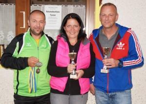 finakle des Mixed B gewannen Sandra Spießlechner und Martin Frühwirth gegen Sylvia und thomas Wutzl - gratuliere den Finalisten.