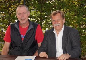 Letzter Saisonschluss für Hannes als Obmann. Lieber Hannes deine Arbeit für den TC Lunz war fantastisch - herzlichen Dank!