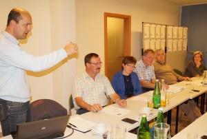 Hannes Pressl berichtet - Danke für die ausführliche Info und das Verständnis für unsere Anliegen.