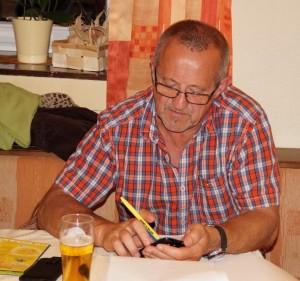 Franz Atzmüller führt die Schriften und bringt das BHW ins Netz!