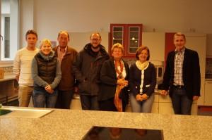Schulküche der NMS Wieselburg