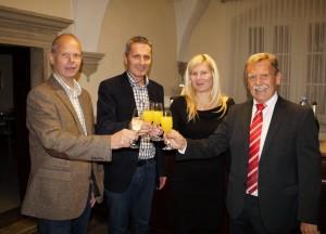 Herzlichen dank an Gerhard, Kati und sepp für die Einladung anlässlich ihrer runden Geburtstage. Alles Gute!
