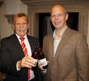 Lieber Gerhard - ausnahmsweise ein gutes Grubbergbier zur Feieer des Tages! Alles Gute!
