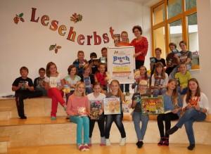 Buchausstellung - liebe Eva, danke dir und deinem Team für eure Arbeit!