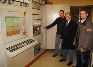 Dringend notwendig ist auch die Erneuerung der Elektroinstallationen.