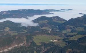 Nebel ab dem Grubberg!