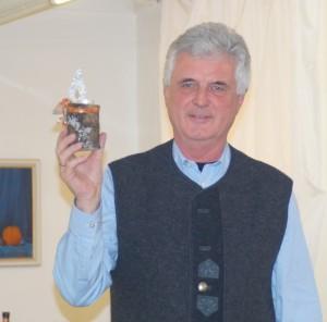 Obmann Toni Hauser begrüßte die Gäste. Lieber Toni, danke für die Einladung