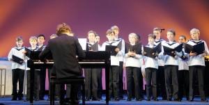 Tosenden Applaus ernteten die Wiener Sängerknaben für ihren Auftritt