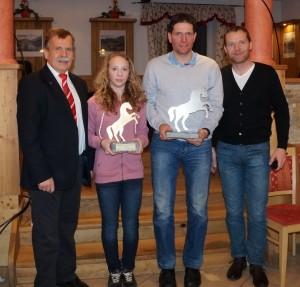 Herzliche Gratulation de Vereinsmeistern 2015!