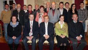Der neue Gemeinderat - ich freue mich auf gute Zusammenarbeit