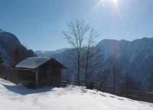 Aufstieg von Seehof