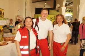 Gemeindekooperation Lunz/Göstling auch beim Roten Kreuz