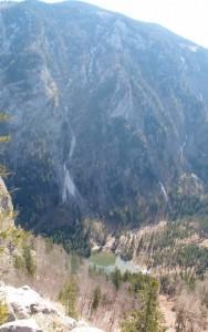 Mittersee vom Höhenstein
