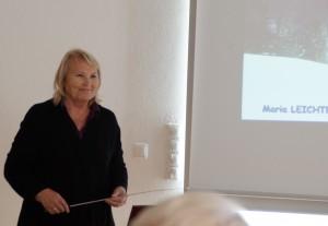 Bebilderter Rückblick von Dr. Maria Leichtfried