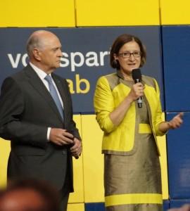 LH Erwin Pröll und Innenministerin Johanna Mikl-Leitner waren Ehrengäste