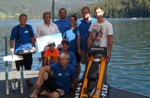 Danke an Obmann Christian Resch und sein Team für die gute Kooperation