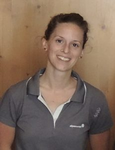 Unsere neue Projektbetreuerin Barbara Reitler